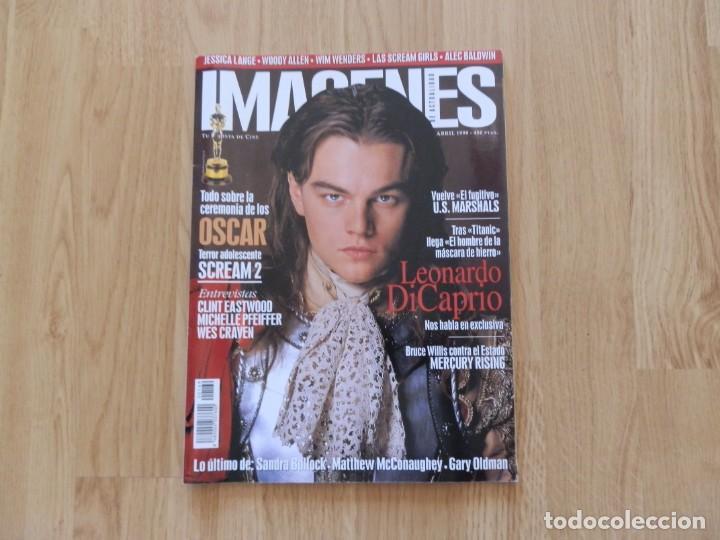 IMÁGENES Nº 169 ABRIL 1998 (Cine - Revistas - Imágenes de la actualidad)