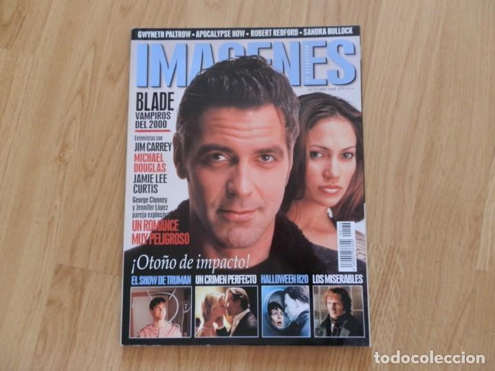 IMÁGENES Nº 174 OCTUBRE 1998 (Cine - Revistas - Imágenes de la actualidad)