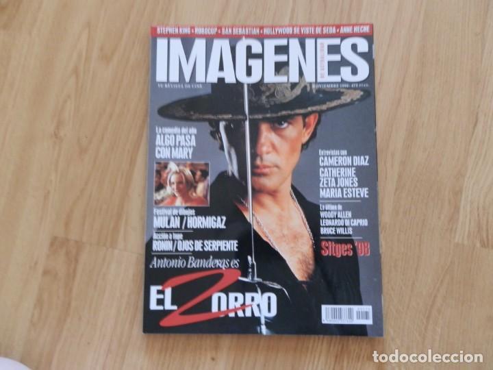 IMÁGENES Nº 175 NOVIEMBRE 1998 (Cine - Revistas - Imágenes de la actualidad)