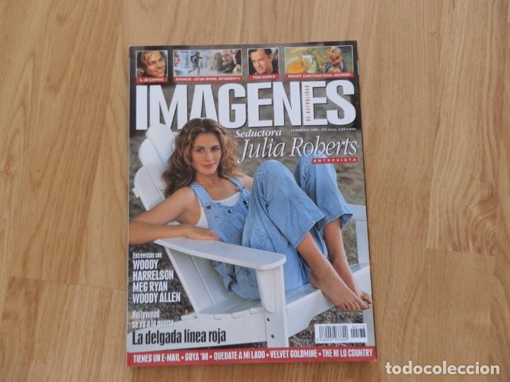 IMÁGENES Nº 178 FEBRERO 1999 (Cine - Revistas - Imágenes de la actualidad)