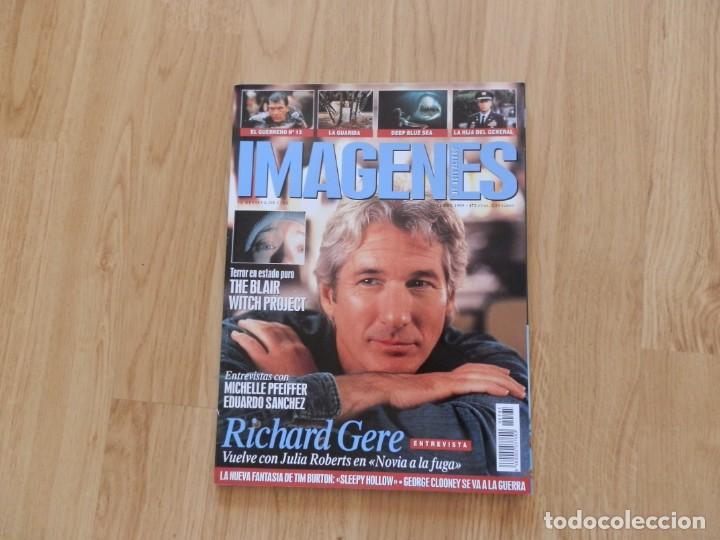 IMÁGENES Nº 185 OCTUBRE 1999 (Cine - Revistas - Imágenes de la actualidad)
