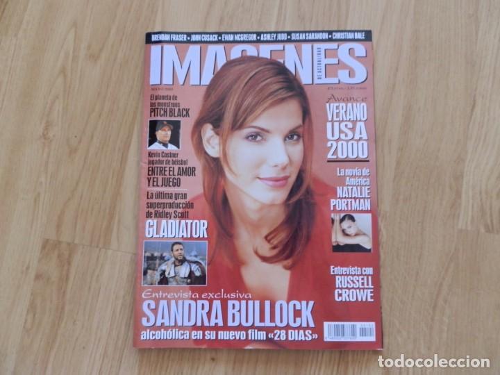 IMÁGENES Nº 192 MAYO 2000 (Cine - Revistas - Imágenes de la actualidad)