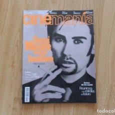 Cine: CINEMANÍA Nº 11 AGOSTO 1996. Lote 171633907