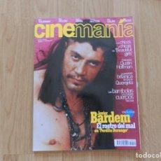 Cine: CINEMANÍA Nº 14 NOVIEMBRE 1996. Lote 171633975
