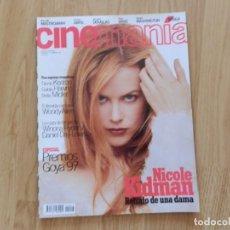 Cine: CINEMANÍA Nº 17 FEBRERO 1997. Lote 171634130