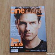 Cine: CINEMANÍA Nº 18 MARZO 1997. Lote 171634167