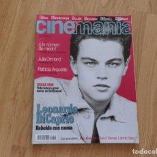 Cine: CINEMANÍA Nº 19 ABRIL 1997. Lote 171634179
