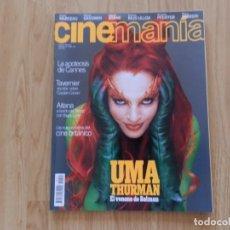 Cine: CINEMANÍA Nº 21 JUNIO 1997. Lote 171634210
