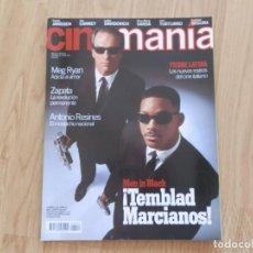 Cine: CINEMANÍA Nº 22 JULIO 1997. Lote 171634252