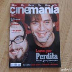 Cine: CINEMANÍA Nº 26 NOVIEMBRE 1997. Lote 171634374