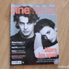 Cine: CINEMANÍA Nº 27 DICIEMBRE 1997. Lote 171634422