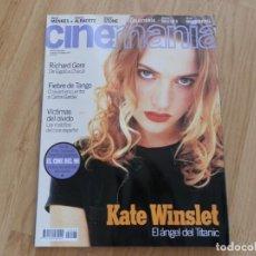 Cine: CINEMANÍA Nº 28 ENERO 1998. Lote 171634438