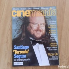 Cine: CINEMANÍA Nº 30 MARZO 1998. Lote 171634488