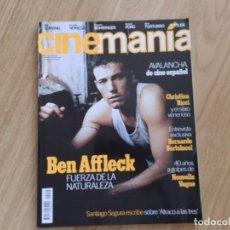 Cine: CINEMANÍA Nº 44 MAYO 1999. Lote 171634519