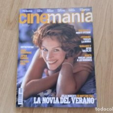 Cine: CINEMANÍA Nº 46 JUNIO 1999. Lote 171634604