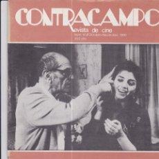 Cine: REVISTA CONTRACAMPO Nº 16. Lote 171763580
