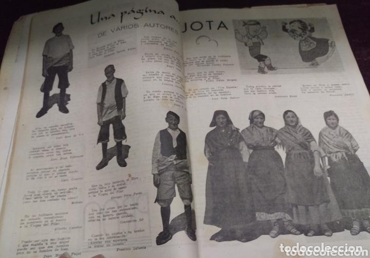 Cine: Revista de cine PANTALLAS Y ESCENARIOS. Zaragoza 1945 - Foto 4 - 172212552