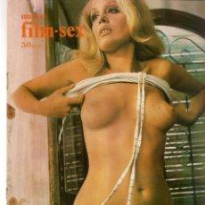 Cine: NUEVO FILM - SEX. FRAUDE MATRIMONIAL. EDITA: PERMANENCIAS, 1977. (P/B1). Lote 172401852