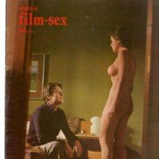 Cine: NUEVO FILM - SEX. Nº 26. EL TRANSEXUAL. AGATA LYS. EDITA: PERMANENCIAS, 1977. (P/B1). Lote 172403070