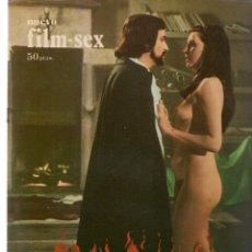 Cine: NUEVO FILM - SEX. Nº 28. INQUISICIÓN. EDITA: PERMANENCIAS, 1977. (P/B1). Lote 172404083
