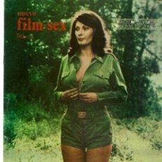 Cine: NUEVO FILM - SEX. Nº 30. LA DOCTORA DEL REGIMIENTO. EDITA: PERMANENCIAS, 1977. (P/B1). Lote 172404314