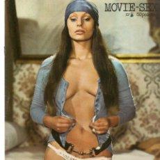 Cine: MOVIE - SEX. Nº 3. GHELY. NADIUSKA. EDITA: DIFUSORA LIBRERA, (P/B1). Lote 172404799