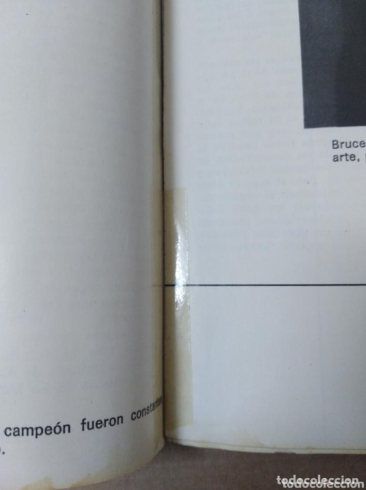 Cine: Bruce Lee revista vintage cine fotos KARATE DRAGON ARTES MARCIALES CHINA LIBRO VINTAGE - Foto 5 - 172411758