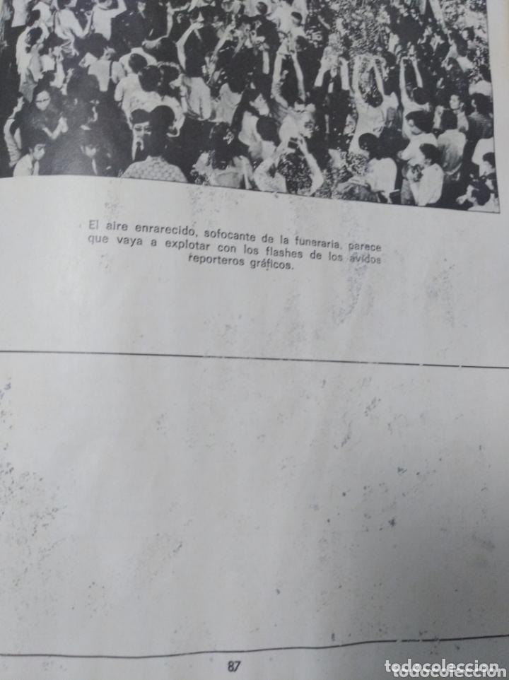 Cine: Bruce Lee revista vintage cine fotos KARATE DRAGON ARTES MARCIALES CHINA LIBRO VINTAGE - Foto 11 - 172411758
