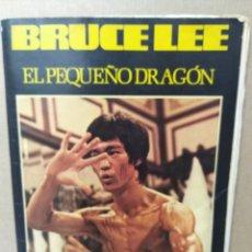 Cine: BRUCE LEE REVISTA VINTAGE CINE FOTOS KARATE DRAGON ARTES MARCIALES CHINA LIBRO VINTAGE. Lote 172411758