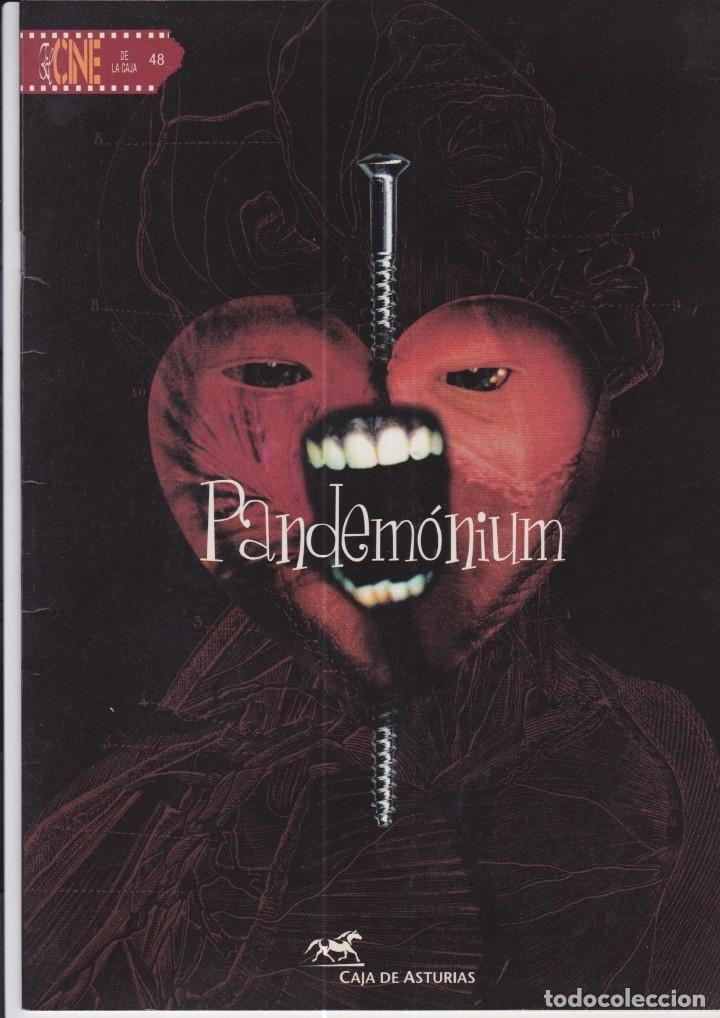 PANDEMONIUM. CATÁLOGO DE UN CICLO DE CINE DE CAJASTUR (Cine - Revistas - Otros)