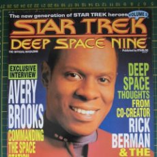 Cine: REVISTA CINE STAR TREK DEEP SPACE NINE VOL 2 ORIGINAL EN INGLES. Lote 172732159