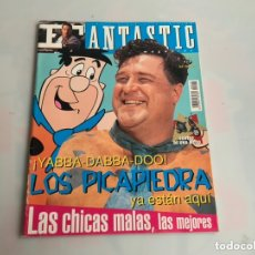 Cinéma: FANTASTIC MAGAZINE Nº 28 EPOCA II JULIO-AGOSTO 1994 LOS PICAPIEDRA. Lote 172938699