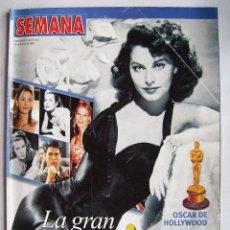 Cine: AVA GARDNER. REVISTA SEMANA 2002.. Lote 173004757