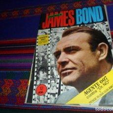 Cine: CONOZCA A JAMES BOND AGENTE 007 CONTRA EL DR NO Y DESDE RUSIA CON AMOR FERMA REGALO MITOS FOTOGRAMAS. Lote 173239870