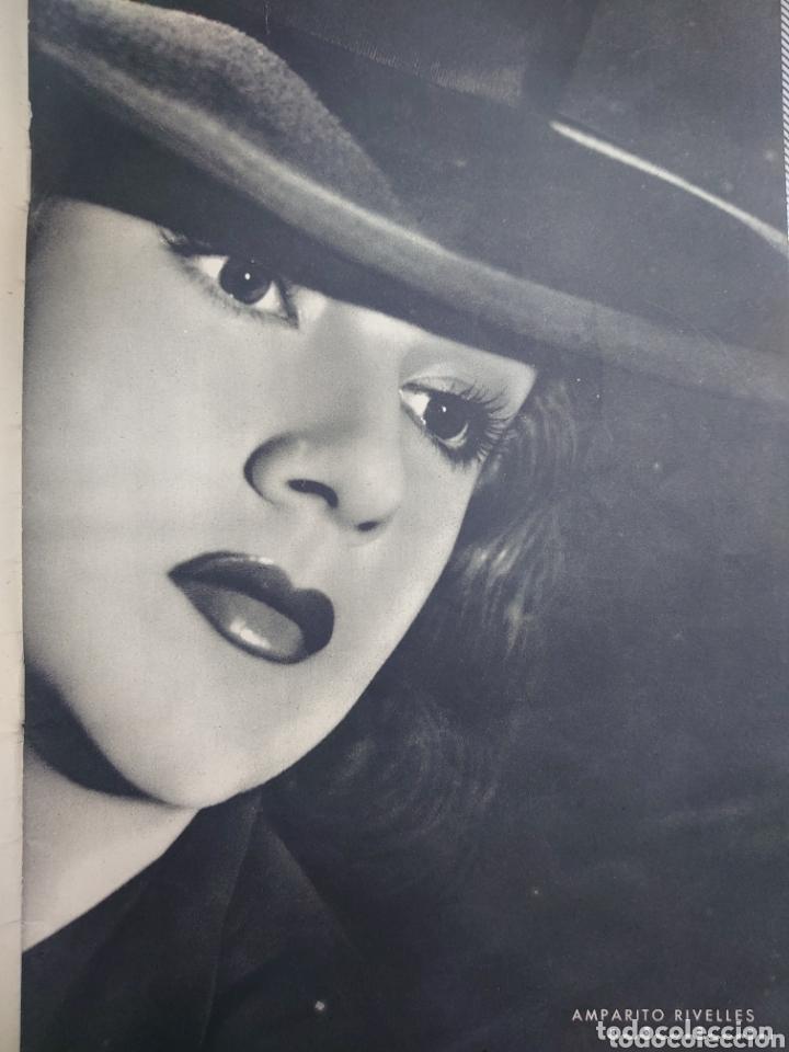 Cine: Luchy Soto revista Cámara año 1943 - Foto 2 - 173351685