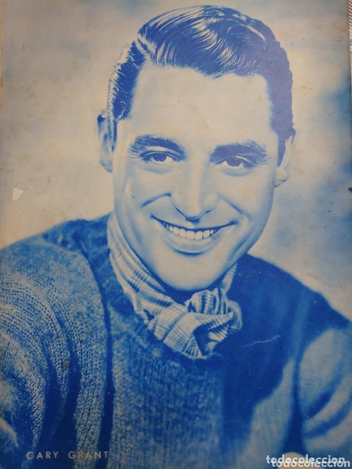 Cine: Luchy Soto revista Cámara año 1943 - Foto 3 - 173351685
