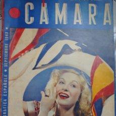 Cine: LUCHY SOTO REVISTA CÁMARA AÑO 1943. Lote 173351685