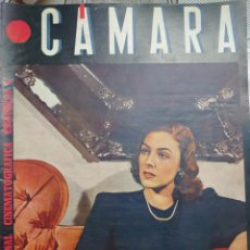 Cine: GUILLERMINA GRIN REVISTA CÁMARA AÑO 1944. Lote 173353110