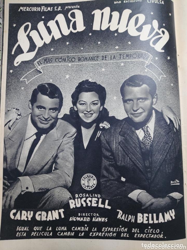 Cine: Marta Santa Olalla.revista Cámara año 1943 - Foto 4 - 173353180