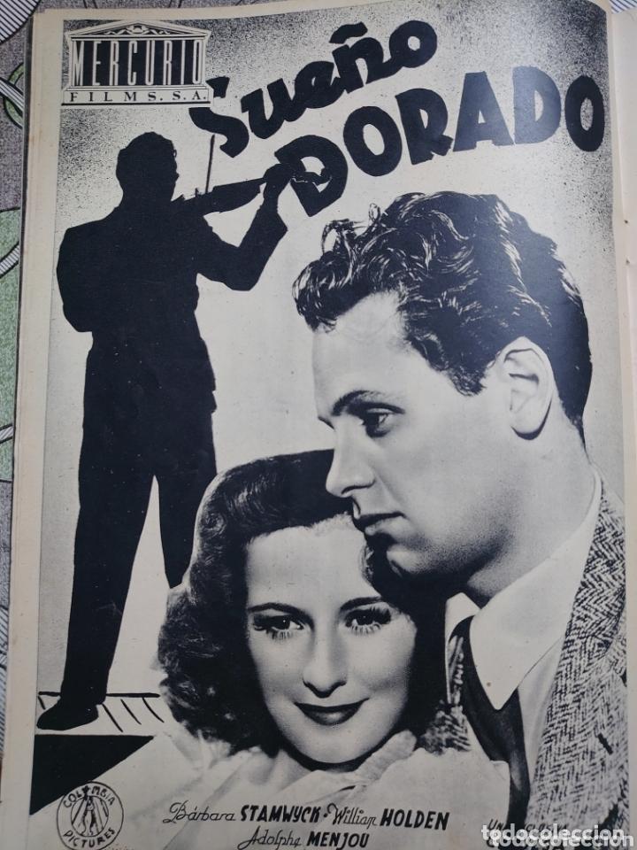 Cine: Marta Santa Olalla.revista Cámara año 1943 - Foto 5 - 173353180