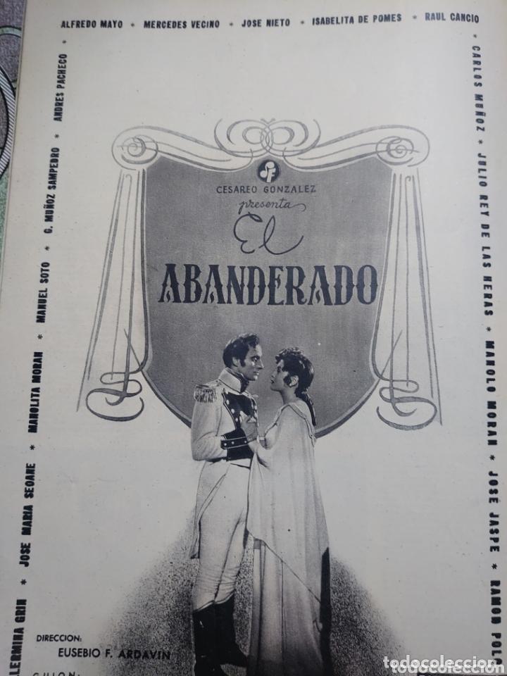 Cine: Marta Santa Olalla.revista Cámara año 1943 - Foto 6 - 173353180