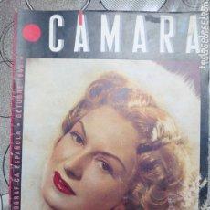 Cine: MARTA SANTA OLALLA.REVISTA CÁMARA AÑO 1943. Lote 173353180