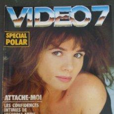 Cine: VIDEO 7 Nº110-SPECIAL POLAR-VICTORIA ABRIL. Lote 173388725