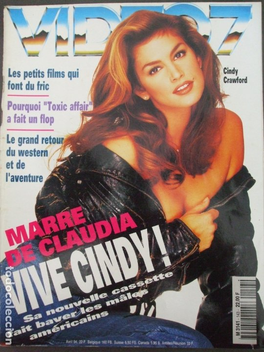 Cine: VIDEO 7 Nº 143-CINDYCRAWFORD - Foto 1 - 173398315