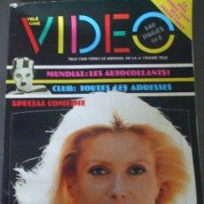 Cine: TELE CINE VIDEO Nº19-DENEUVE. Lote 173414177