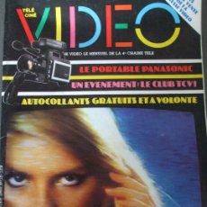 Cine: TELE CINE VIDEO Nº15-LE BOOM D ELECTRIC BLUE. Lote 173414458