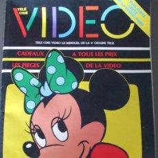Cine: TELE CINE VIDEO Nº13-MICKEY A LA MAISON. Lote 173414595
