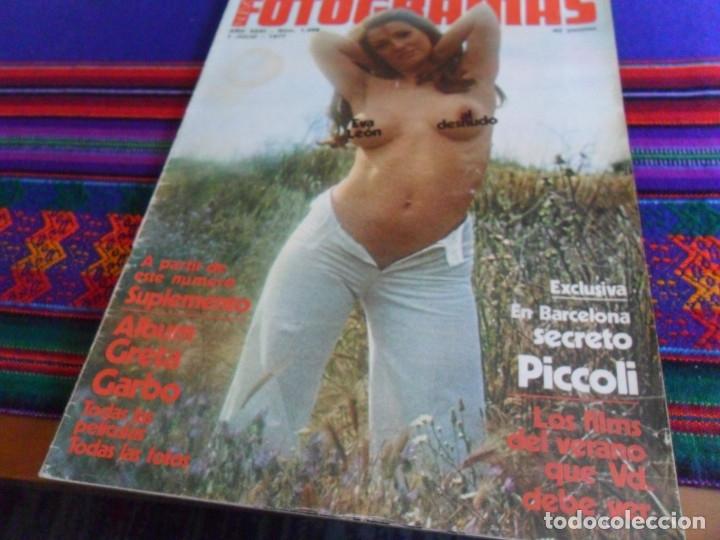Cine: STAR WARS 11 NUEVO FOTOGRAMAS PRIMERAS RESEÑAS REPORTAJE CRÍTICA DE LA GUERRA DE LAS GALAXIAS 1977. - Foto 8 - 173491528