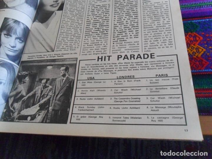 Cine: STAR WARS 11 NUEVO FOTOGRAMAS PRIMERAS RESEÑAS REPORTAJE CRÍTICA DE LA GUERRA DE LAS GALAXIAS 1977. - Foto 12 - 173491528