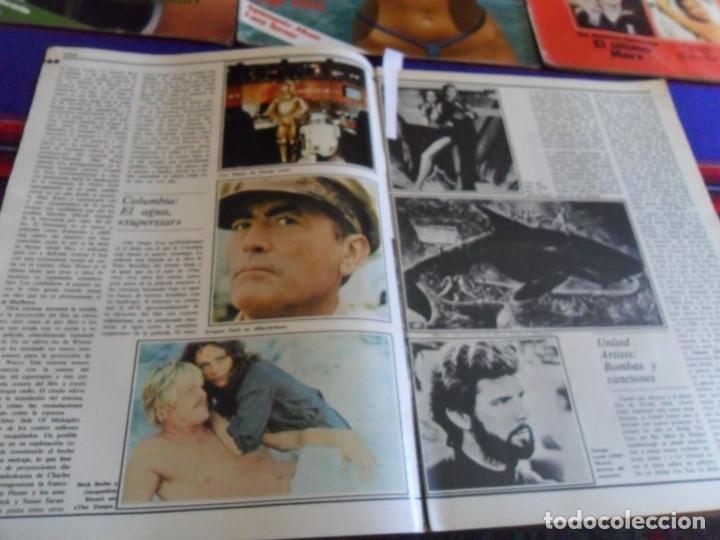 Cine: STAR WARS 11 NUEVO FOTOGRAMAS PRIMERAS RESEÑAS REPORTAJE CRÍTICA DE LA GUERRA DE LAS GALAXIAS 1977. - Foto 17 - 173491528
